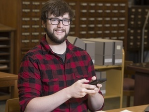 Archival Scholars Research Award (ASRA) Open House
