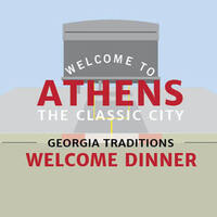 Georgia Traditions Welcome Dinner