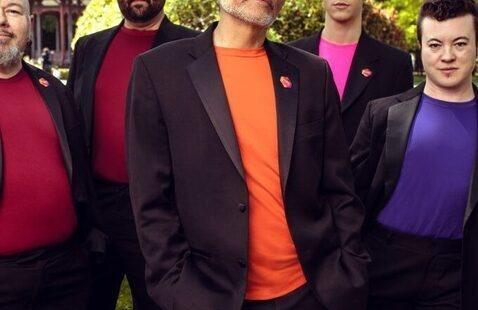 "{CANCELED} Portland Gay Men's Chorus: ""Reflections"""