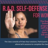 R.A.D. Self-Defense for Women