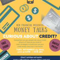 Curious about Credit?