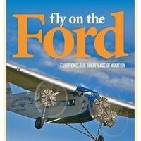 Fly on the Ford at Yeager Airport (CRW)