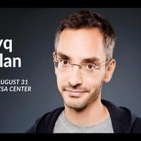Comedian Myq Kaplan