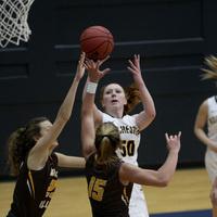 Varsity Women's Basketball vs. Houghton