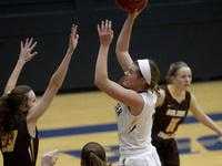 Varsity Women's Basketball vs Ithaca