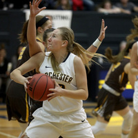 Varsity Women's Basketball vs Emory - Senior Day