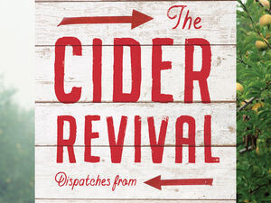 THE EMERGING FLX CIDER REGION IN THE CIDER REVIVAL – BOOK SIGNING AND CIDER MAKER CHAT
