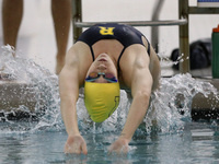 Varsity Swimming & Diving at Ithaca Bomber Invitational