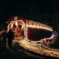 Little Buffalo Christmas Trail