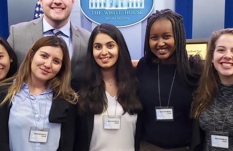 Washington Program Information Session