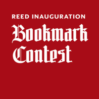 Reed Inauguration Bookmark Contest—Submissions Due