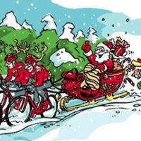 Reindeer Ride Cycle Class
