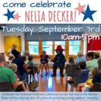 Celebrate Nelia Decker