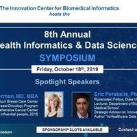 8th Health Informatics and Data Science Symposium