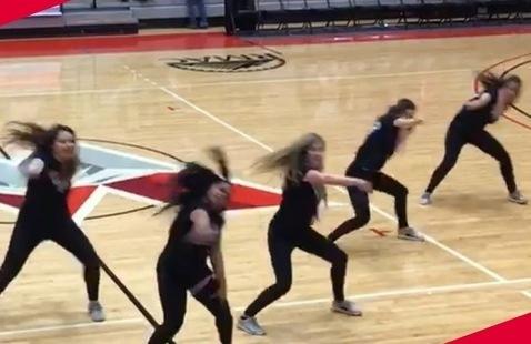 2019-20 Dance Team Tryouts