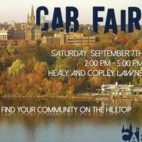 Fall 2019 CAB Fair