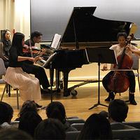 CANCELED: Chamber Music Ensembles Program Spring Concert