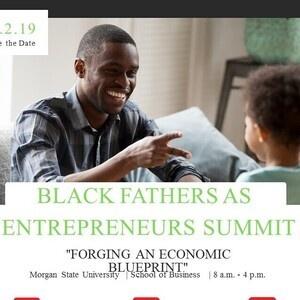 EDAC: Black Fathers as Entrepreneurs Summit