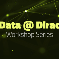 Data @ Dirac: Introduction to R