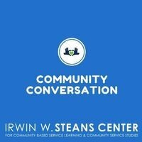 Service Learning Community Conversation