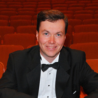 Kirill Gliadkovsky; piano