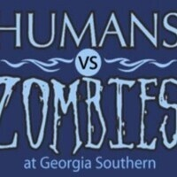 Humans vs. Zombies First Fall Game of 2019-2020 Semester