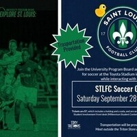 Explore St. Louis: St. Louis FC Soccer Game