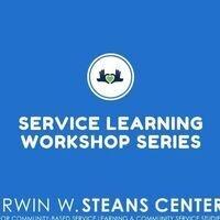 Service Learning Workshops 1-4