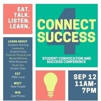 Connect 4 Success: Student Convocation and Conference