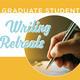 Graduate Student Writing Retreats