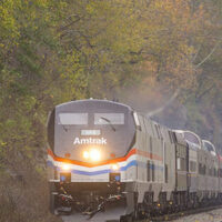 Autumn Colors Express - WV Fall Foliage Train Making Stop in Charleston!