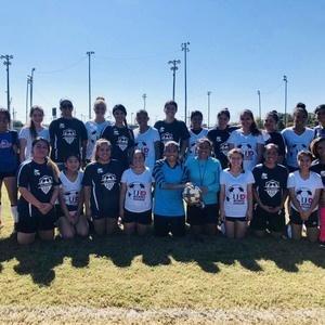 UHD Soccer (Women's) vs UHD Alumni Team