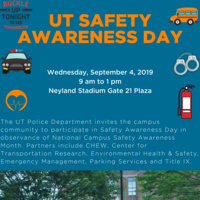 UT Safety Awareness Day