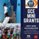GCE Mini Grants