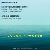 Photography Opening: Malcolm Brown