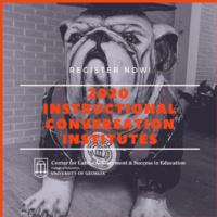 July 2020 Instructional Conversation Foundational Institute