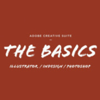 The Basics: Adobe Creative Suite