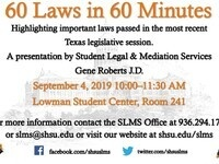 60 Laws in 60 Minutes