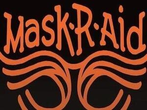 Mask-R-Aid at the American Visionary Art Museum, benefiting B'More Clubhouse