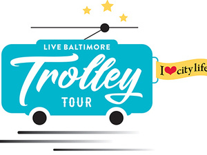 Live Baltimore Trolley Tour Fall 2019