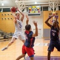 Kenyon College Men's Basketball vs Waynesburg University