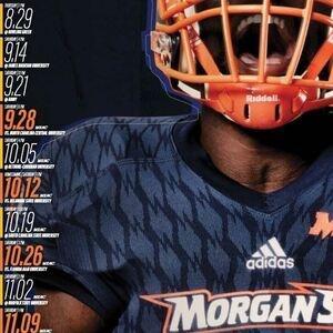 FOOTBALL: Morgan State Bears vs Delaware State Hornets