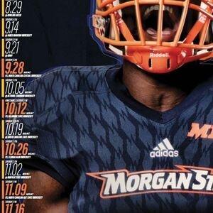 FOOTBALL: Morgan State Bears vs Florida A&M Rattlers