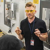 HVAC, CADD, Welding, Machine Tool Technology & Automation Technology