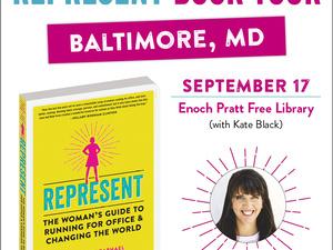 Writers LIVE: Kate Black, Represent