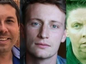 Poetry & Conversation: Jona Colson, Edgar Kunz, & Tanya Olson