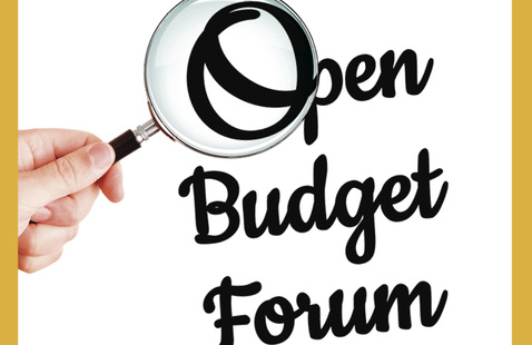 College of Education Open Budget Forum