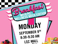 Wellness Week: Breakfast with PC