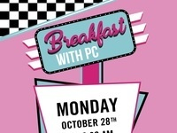 Breakfast with PC