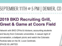 BKD CPA's and Advisors Grill, Greet & Games